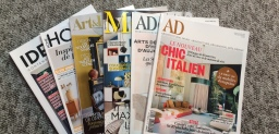 Mes magazines décoration chouchous